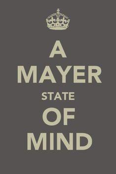 John Mayer state of mind