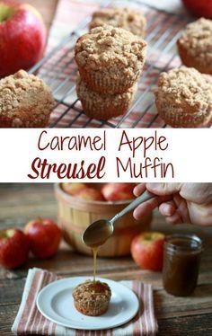 caramel-apple-streusel-muffin