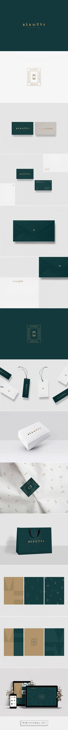 Alameda Shoes Concept Store Branding by Bullseye | Fivestar Branding Agency – Design and Branding Agency & Curated Inspiration Gallery #fashionbrand #branding #brand #design #designinspiration #typography