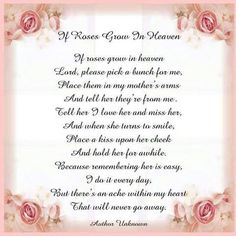Miss you mom!...A bouquet of roses for you my beautiful Momma!..xoxo