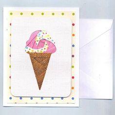 Ice Cream Cone Iris Folding Kit