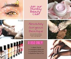 Absolutely Gorgeous Beautique   Get your beauty fix at  affordable prices!  #BeautySalonWestRand #Slimming #Weightloss #SkinCare #Facials #AbsolutelyGorgeousBeautique Facials, My Beauty, Absolutely Gorgeous, Pedicure, Eyebrows, You Got This, Salons, Wax, Skincare