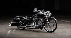motorcycles-scooters: Harley-Davidson: Touring 2009 harley davidson road king…