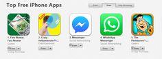 Fara Numar, Fara Numar, Crazy Heliumbooth si Facebook Messenger – top 3 APLICATII GRATUITE in App Store