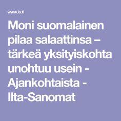 Moni suomalainen pilaa salaattinsa – tärkeä yksityiskohta unohtuu usein - Ajankohtaista - Ilta-Sanomat