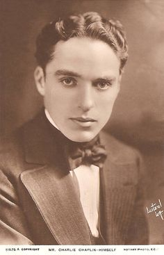 Actor, Charles Chaplin