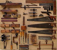 Lastest SIGNED Book SOME 19th CENTURY ENGLISH WOODWORKING TOOLS