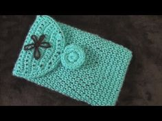 How to make a Crochet Tablet Cover 7 inch