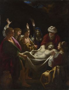 Sisto Badalocchio | Christ carried to the Tomb | NG86 | The National Gallery, London