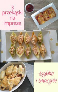 przepisy na przekąski na imprezę Cereal, Grilling, Tacos, Food And Drink, Mexican, Cooking, Breakfast, Ethnic Recipes, Fit