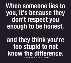 Quotes On Lies