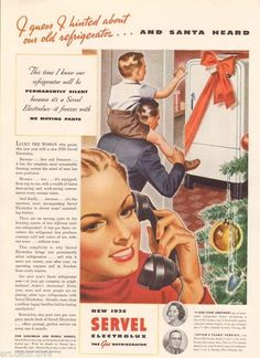 Image result for christmas ads from the 1920s