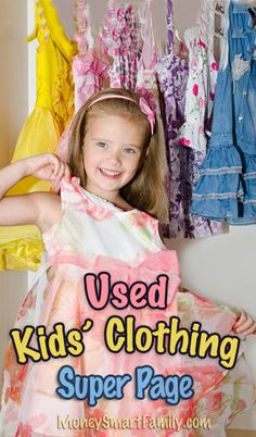 Should little girls only wear dresses? A Modest Mom shares how they raise their girls! Luxury Kids Clothes, Cheap Kids Clothes, Kids Clothing Rack, Used Clothing, Modest Clothing, Clothing Ideas, Modest Outfits, Kids Outfits, Kids Clothes Organization