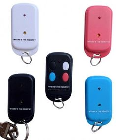 Where's the Remote? Key Finder Wireless item keyfinder RF locator, Remote Control, Pet, Cell, Extra set of Batteries Included Derby, Electrical Wire Connectors, Key Finder, In Case Of Emergency, Grab Bags, Car Accessories, Remote, Phone, Wallet
