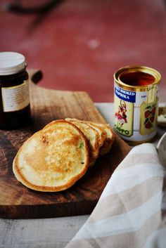 ... For Pancakes on Pinterest | Coconut pancakes, Pancakes and Crepes