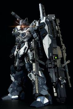Custom Build: MG 1/100 Jesta [Geminion]