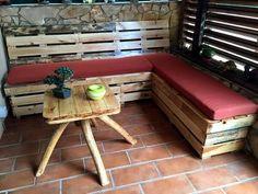 DIY Pallet Ideas for Home Design Furniture