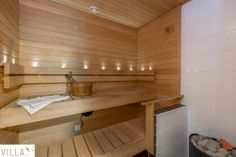 pienikin tunnelmavalaistus viimeistelee saunasi