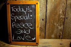 Wisdom Quotes : Peace & Love