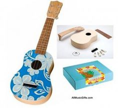 100 Desirable Gifts For Ukulele Players Images Ukulele Custom