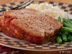 Country Pork Loaf - Use ground beef or turkey also?