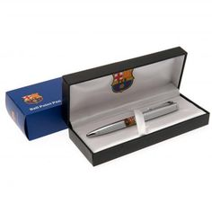Barcelona Executive Ball Point Pen FC Barcelona Official Merchandise Available at www.itsmatchday.com