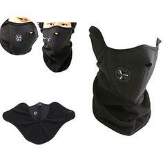 Máscara con Cuello Anti Viento y Polvo para Ciclismo al Aire Libre – USD $ 1.99