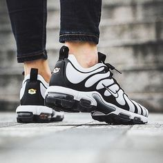 : Air Max Plus TN Ultra by Use the hashtags and for a feature! New Sneakers, Air Max Sneakers, Sneakers Nike, Air Max Plus, Insta Tag, Hashtags, Asics, Nike Air Max, Shoes