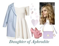 Daughter of Aphrodite Girly Outfits, Cute Outfits, Aphrodite Cabin, Percy Jackson Outfits, Fandom Outfits, Daughter Of God, Types Of Fashion Styles, Everyday Fashion, Style Me