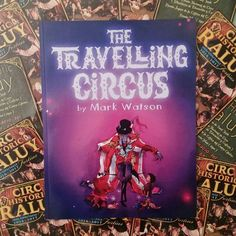 The Travelling Circus   On #kindle and... #FREE with #kindleunlimited #KU  Grab your copy HERE...  http://amzn.to/2ecY2rn