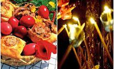 Αποτέλεσμα εικόνας για καλη ανασταση και καλο πασχα Eggs, Breakfast, Food, Morning Coffee, Meal, Egg, Essen, Hoods, Meals