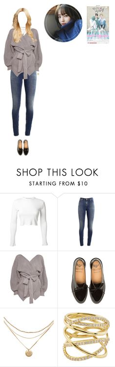 """Ruby-""Love at First Snow"" Audition"" by k-p0p101 ❤ liked on Polyvore featuring Rosetta Getty, Supra, Topshop and Lana"