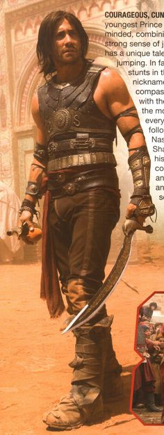 Photo of Prince of Persia - Magazine scans  for fans of Prince of Persia: The Sands of Time.