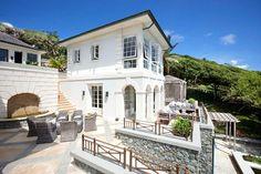 Sunrise House in the Caribbean