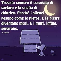 Jokes Quotes, Funny Quotes, Memes, Snoopy Quotes, Italian Quotes, Meaningful Words, Beautiful Words, Life Lessons, Decir No