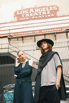 DOWNTOWN | WOMAN & MAN - EDITORIAL - PULL&BEAR The Netherlands