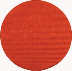 This red indoor/outdoor rug provides floor protection and style anywhere you want it.  The solid red rug's polypropylene construction provides protection against mold, mildew, and the elements, so you can expect to have this rug for a long time.