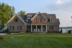 Highland Place - Home Plans and House Plans by Frank Betz Associates