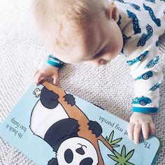 These touch and feel books are amazing for little ones! 📖🐼  •  •  •  •  •  •  •  •  •  •  •  •  •  •  •  •  #baby #babies #adorable #cute #TagsForLikes #cuddly #cuddle #small #lovely #love #instagood #kid #kids #beautiful #life #sleep #sleeping #children #happy #igbabies #childrenphoto #toddler #instababy #infant #young #photooftheday #fashion #outfit #little #justbaby    #Regram via @littlestacie
