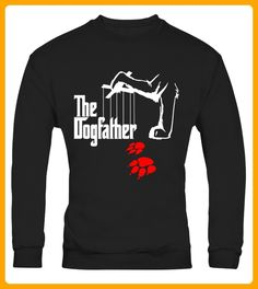 The Dogfather Funny TShirt Cool Fathers Day Gift Limited Edition - Shirts für partner (*Partner-Link)