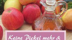 DIY Gesichtwasser: Mit Apfelessig zu strahlendem Teint und reiner Haut – Doktor Gloria