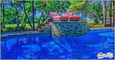 Now that's what we call a sunshelf! ☀️ Do you prefer to soak up the sun here or in the water? Pool Kings, Winter In Florida, Pool Contractors, Pool Remodel, Port Charlotte, Building A Pool, Custom Pools, Pool Builders, Flo Rida
