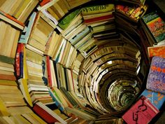 The Literary Rabbit Hole Any voracious reader will tell you, this activity is fraught with tempting diversions. Bookshelves, Bookcase, Most Viral Videos, Debbie Macomber, Perfect World, Rabbit Hole, Higher Education, Like4like, Cool Stuff