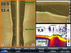 A couple quick tweaks and knowing what you're seeing on your fish finder will yield better results We're making an effort to help folks get their money's worth on their fish finders. Knowing how to use sonar or side imaging can make you not only a more efficient angler but a more diverse angler. When ...