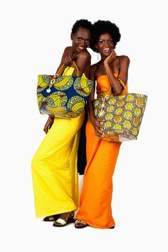 African Bag Collection by FURAHA - www.facebook.com/KikapubyFurahaB ~African fashion, Ankara, kitenge, African women dresses, African prints, African men's fashion, Nigerian style, Ghanaian fashion ~DKK