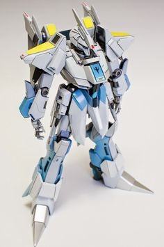 Custom Build: 1/144 Derivative Bawoo - Gundam Kits Collection News and Reviews