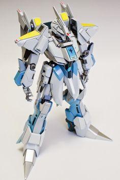 Custom Build: 1/144 Derivative Bawoo - Gundam Kits Collection News and Reviews