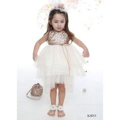 Φόρεμα Βάπτισης Καλοκαιρινό MICHIAMO
