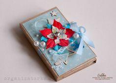 DIY Vianočný darčekový zápisník / DIY Christmas gift list