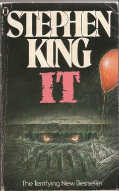 One of my fave horror books! Stephen King Rocks!!